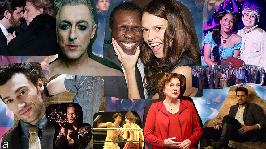 10 Pics & GIFS From the Week on Broadway That We J'Adore