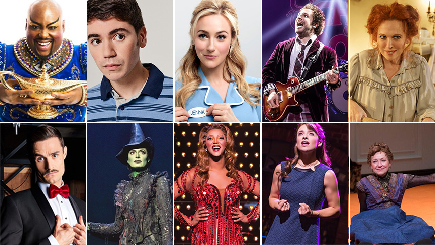 The 10 Broadway Replacement Stars Who Slayed the MF House...