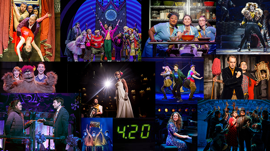 4 Plays and 20 Musicals to See on April 20