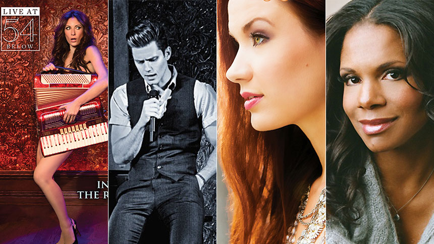 Spotlighting the $7 Songs from Laura Benanti, Aaron Tveit...