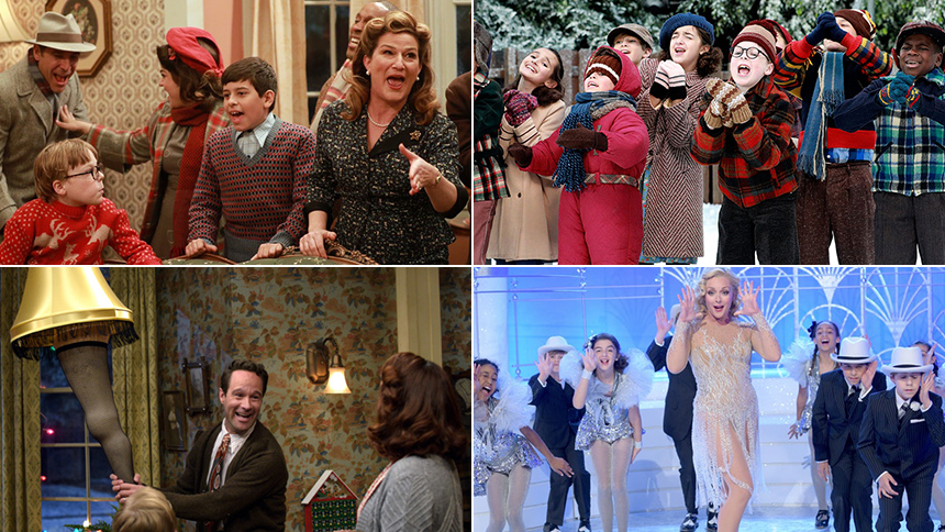 Our Top Five Favorite Musical Numbers From A Christmas St...