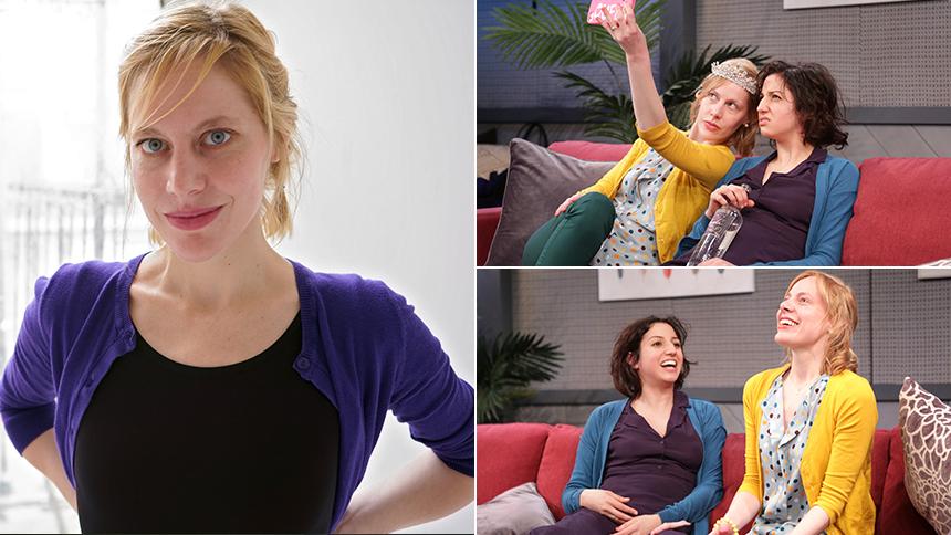Making It Happen: Dido of Idaho Playwright Abby Rosebrock...