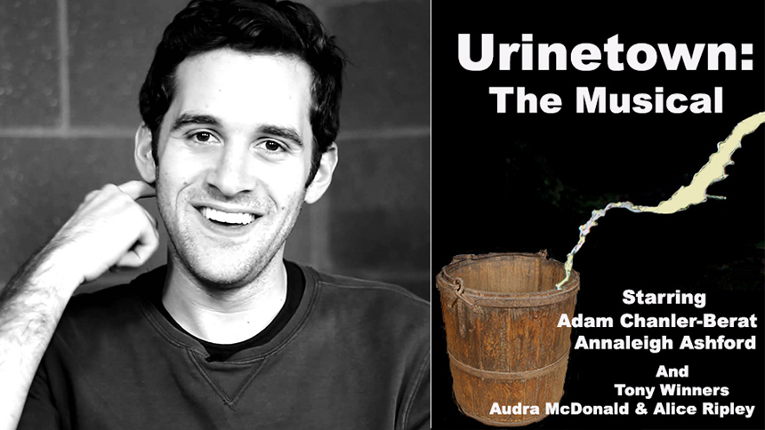Zorba! Star Adam Chanler-Berat Takes on Urinetown in the ...