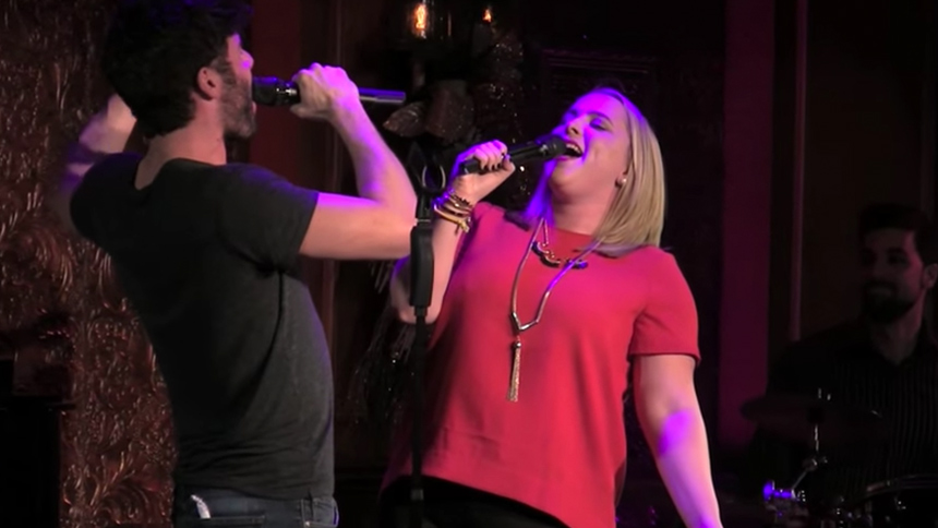 Hot Clip of the Day: Megan Kane and Adam Kantor Slay the ...