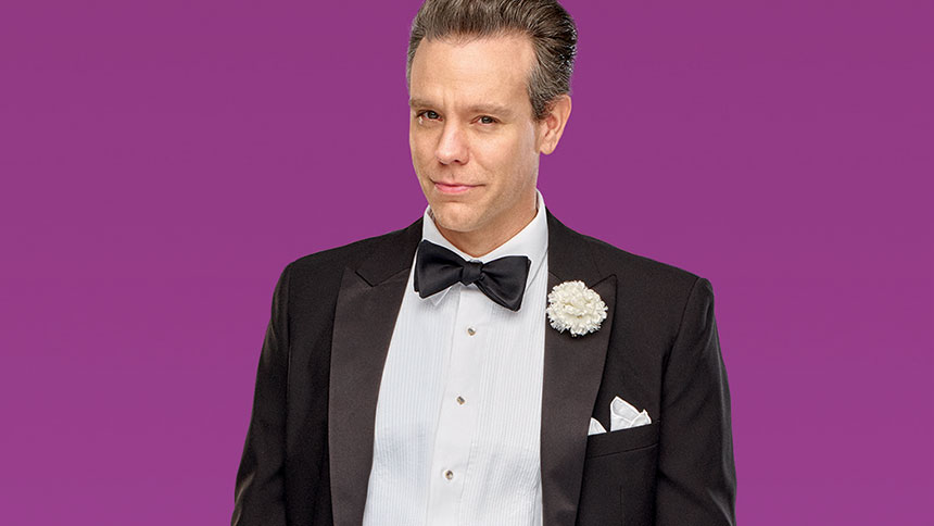 Five Burning Questions with Disaster! Star Adam Pascal