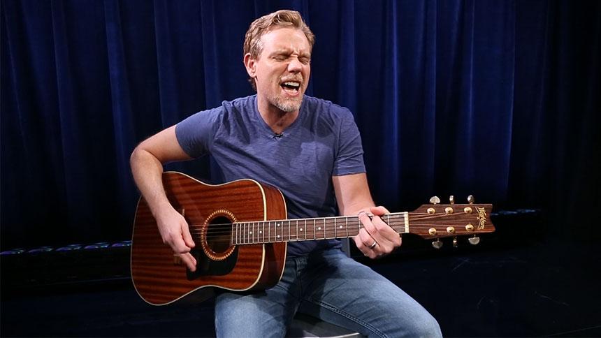 Broadway Unplugged: Something Rotten! Star Adam Pascal Ro...