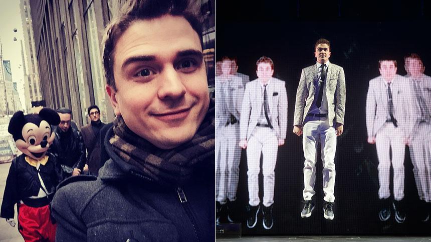 Meet Your New Crush: The Illusionists' Futurist Adam Trent