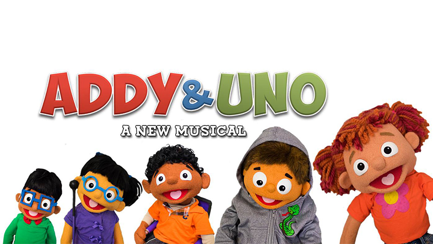 The New Family Musical Addy & Uno Tells The Stories of Ch...