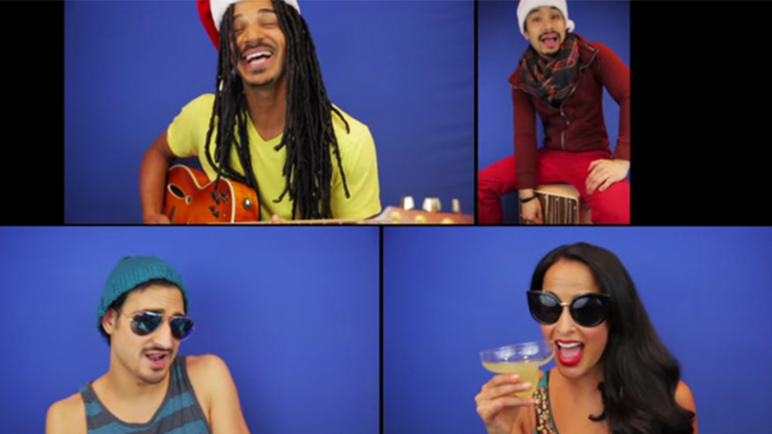 Hot Clip of the Day: No One Does a Christmas Medley Like ...