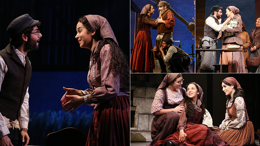 Five Burning Questions with Fiddler on the Roof Star Alex...