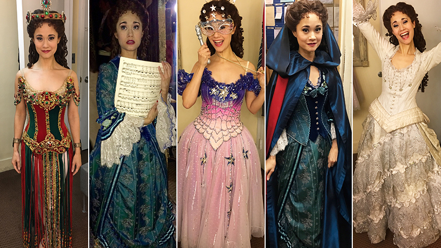 The Phantom of the Opera Star Ali Ewoldt Shares All Her F..  sc 1 st  Broadway Box & The Phantom of the Opera Star Ali Ewoldt Shares All Her Fabulous ...