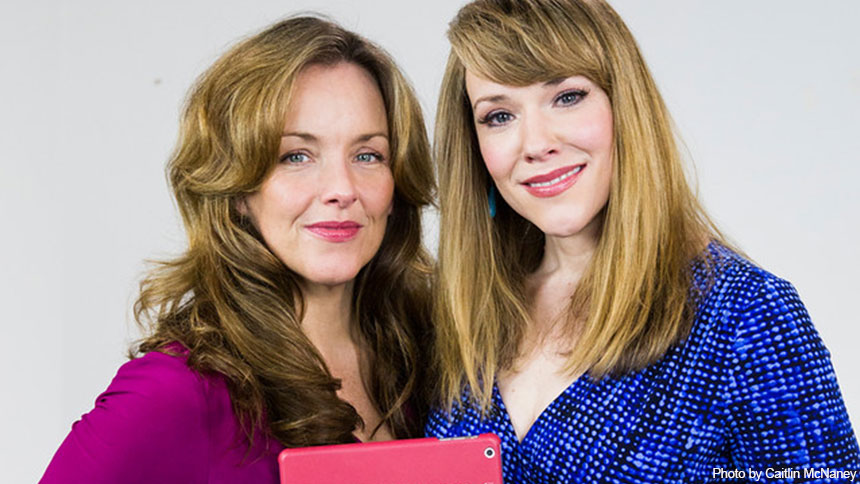 Broadway's Dynamic Duo Alice Ripley & Emily Skinner Talk ...