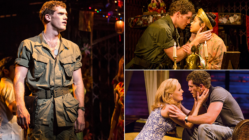 Five Burning Questions with Miss Saigon Star Alistair Bra...