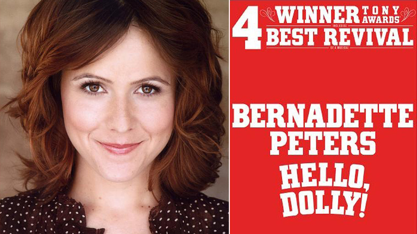Alli Mauzey Takes on Seven Questions About Hello, Dolly!,...