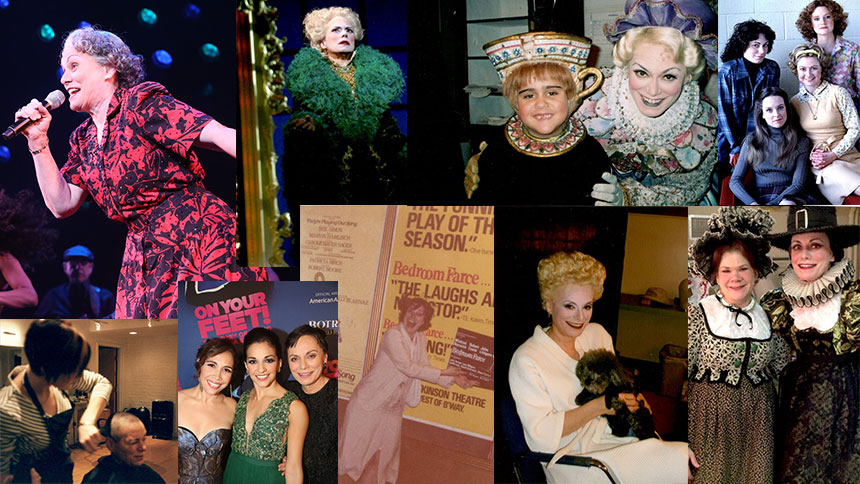 Alma Cuervo's Broadway Scrapbook: On Your Feet, Wicked, B...