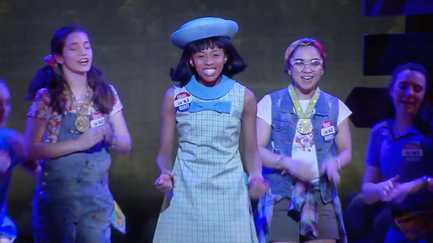 Watch American Girl Dolls Come to Life In The New Stage M...