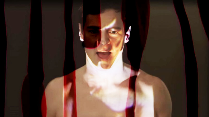 "Hot Clip of the Day: Ben Walker in American Psycho's ""Sel..."