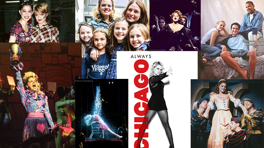 Amy Spanger's Broadway Scrapbook: Matilda, Rock of Ages, ...