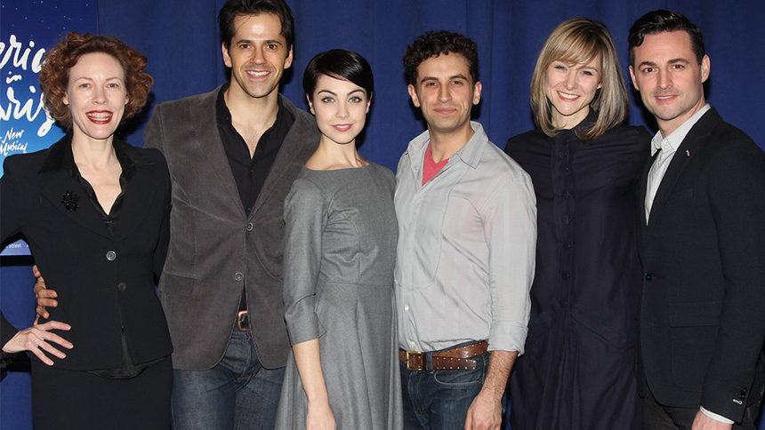 An American in Paris Stars & Creators Reveal Their Favori...