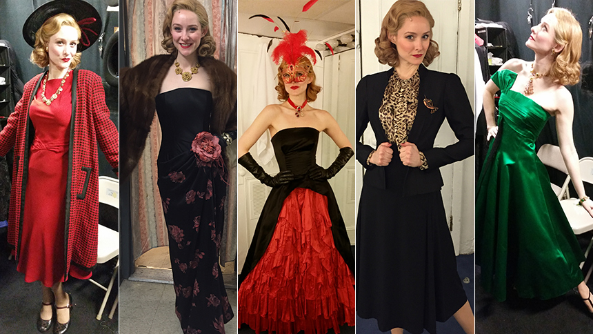 Broadway's New Fashion Icon:  Jill Paice Shows Off Her St...
