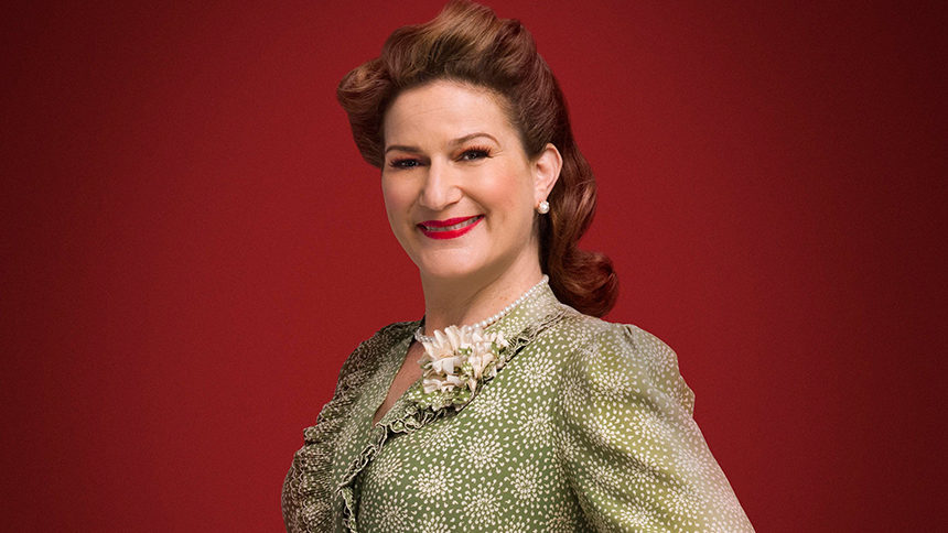Ana Gasteyer Talks Debuting a New Pasek & Paul Song in A ...