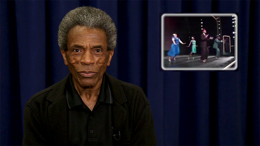 Half Time Play by Play: André De Shields Shares Fantastic...