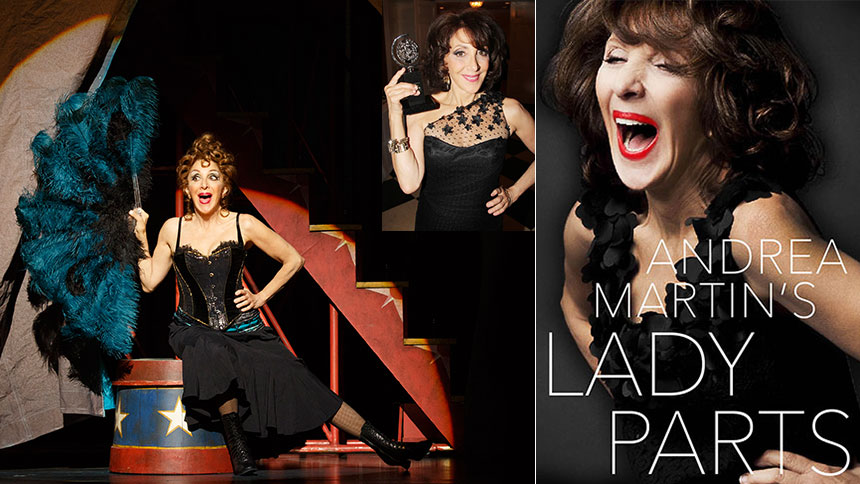 Five Burning Questions with Pippin Tony Winner & Lady Par...