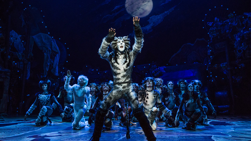 Five Burning Questions with Cats Star Andy Huntington Jones