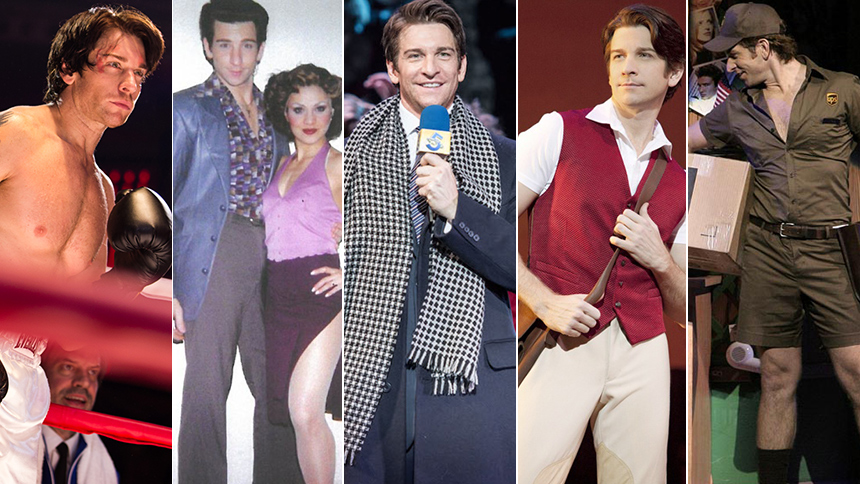 #TBT Chart the Rise of Groundhog Day Headliner Andy Karl ...