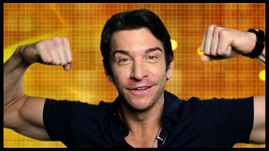 VIDEO: Five Burning Questions with Rocky Headliner Andy Karl