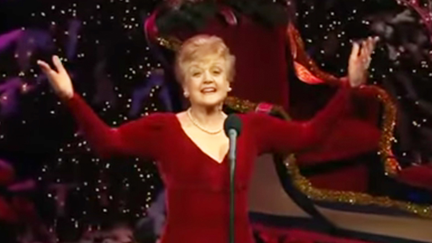 Hot Clip of the Day: Angela Lansbury Getting Us in the Ch...