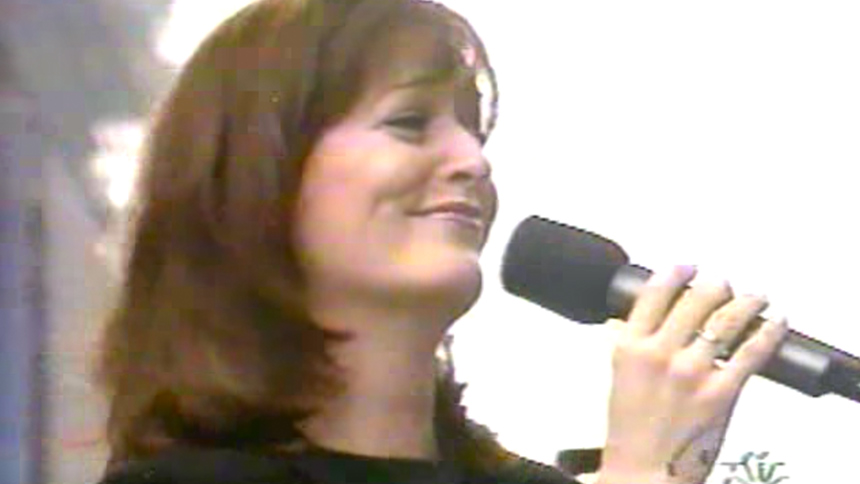Hot Clip of the Day: Ann Hampton Callaway Wails on the Sw...