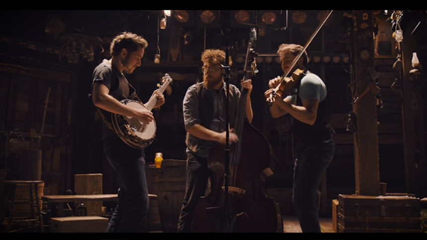Hot Clip of the Day: The Robber Bridegroom Band's Cover o...