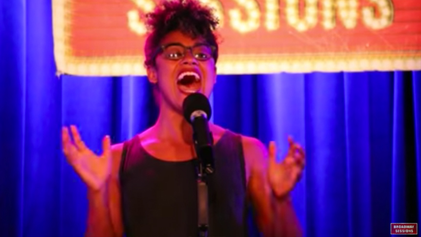 Hot Clip of the Day: A Bronx Tale's Ariana DeBose Serves ...