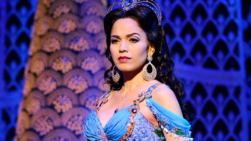 Arielle Jacobs Takes On Seven Questions About Aladdin, Au...