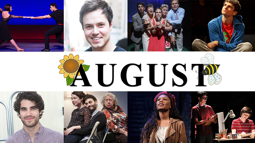 August Editor's Picks: 10 Plays, Musicals, & Concert Even...