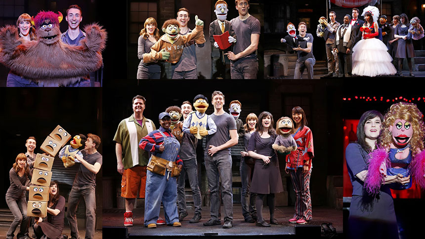 10 Years Later, Audiences Are Still Going Wild for Avenue Q