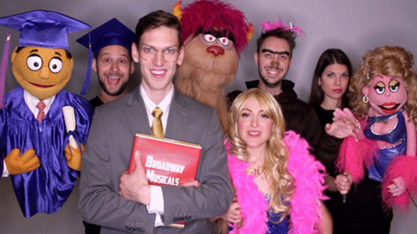 Still Need a Halloween Costume? Try These DIY Avenue Q In...