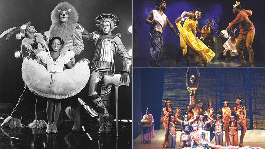 20 Rare Photos You Need to See from Black Broadway: Afric...