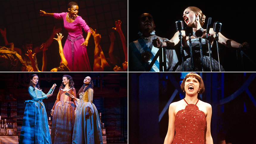 Friday Playlist: Songs From Broadway's Badass Women
