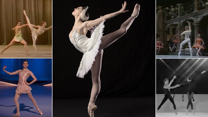 Ballet West Star Beckanne Sisk Shares 5 Videos Non-Dance ...