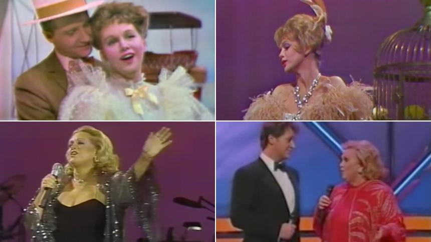 A Look Back at 15 Incredible & Epic Barbara Cook Performa...
