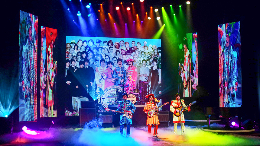 Meet The Beatles! Get to Know the Stars of Rain as They T...