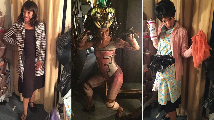 Explore the Out of This World Costumes of Bedbugs!!! The ...
