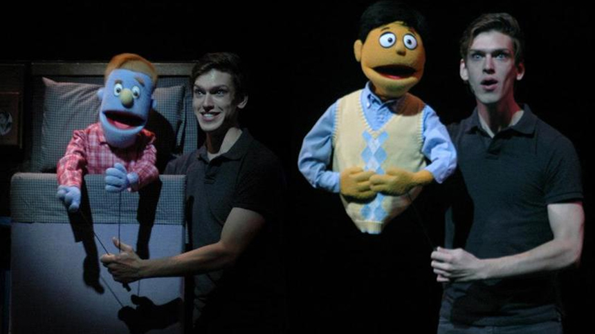 Avenue Q Star Ben Durocher Takes On Seven Questions About...