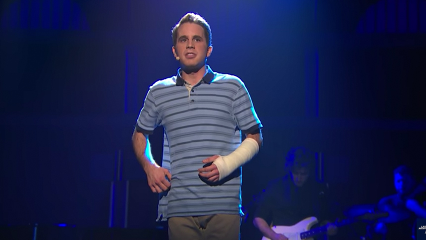 Hot Clip of the Day: Ben Platt & Laura Dreyfuss Bring Dea...