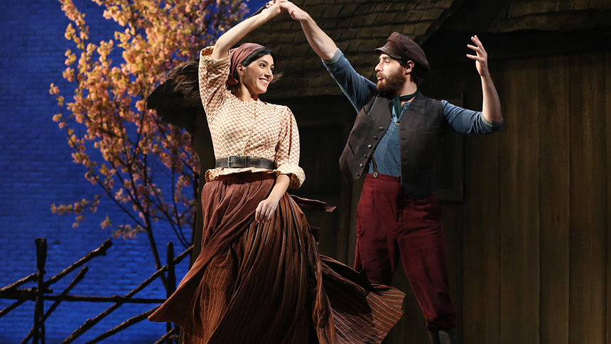 Five Burning Questions with Fiddler on the Roof Star Ben ...