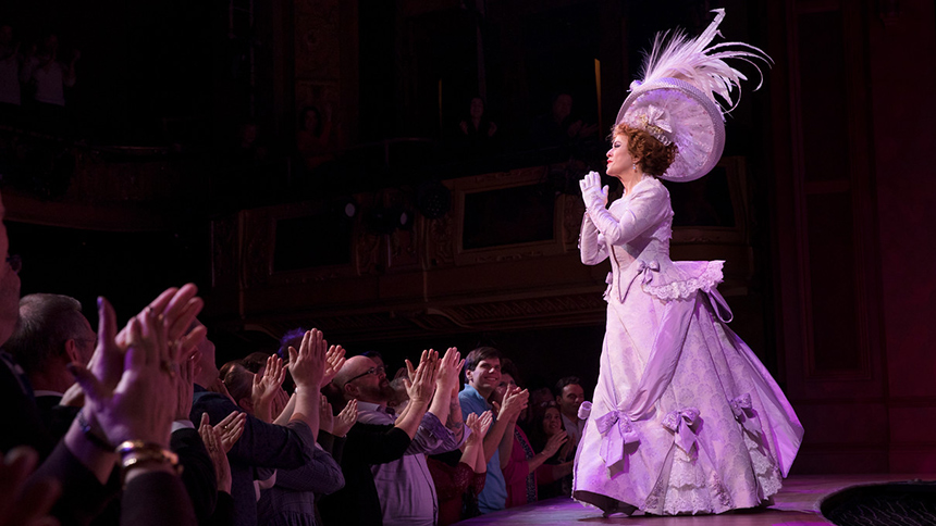 Five Favorite Bernadette Peters Moments in Hello, Dolly!