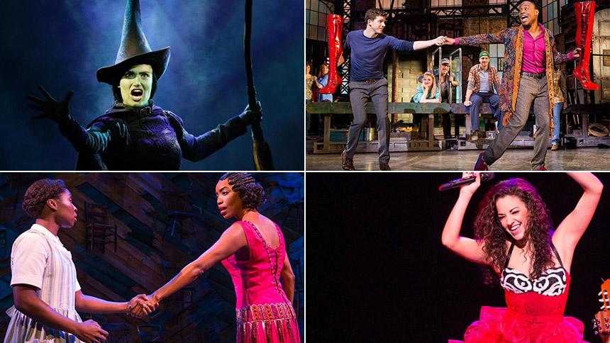 Ranking Broadway's 10 Best Act One Finales (That Are Runn...