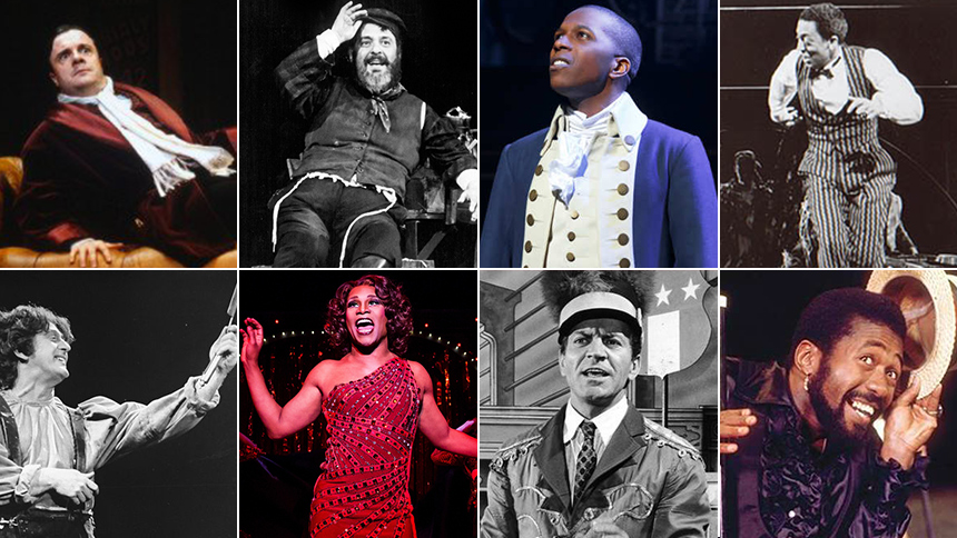 Friday Playlist: The Best Actor in a Musical Tony Winners